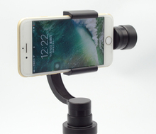 3 Axes brushless handheld gimbal for smartphone stabilizer aluminium alloy