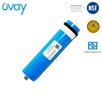 OVAY High Desalination rate Membrane RO 400gpd water filter purifier