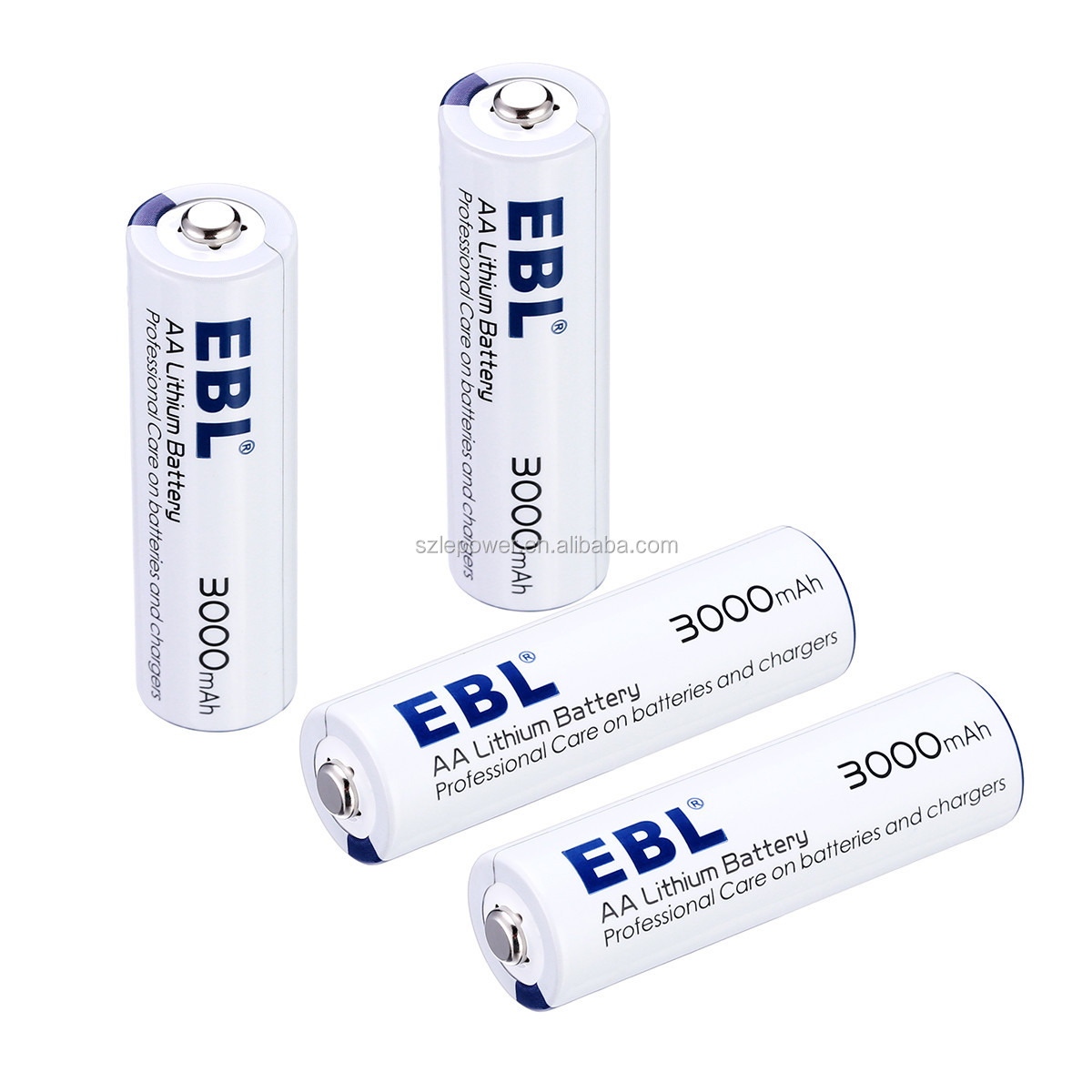Hot Digital Batteries 1.5V 3000mAh AA No-rechargeable Lithium Battery