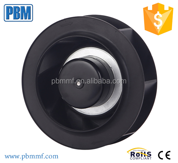 190mm 190B24M 24v DC Brushless Centrifugal Fan