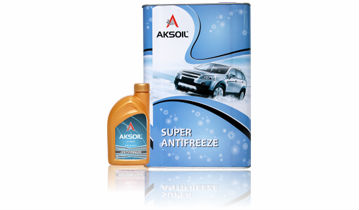 AKSOIL SUPER ANTIFREEZE