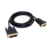 High Speed DVI Male to male VGA cable drop fiber optic cable to  vga cable