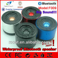 2014 Newest coming wireless bluetooth speaker with led lamp