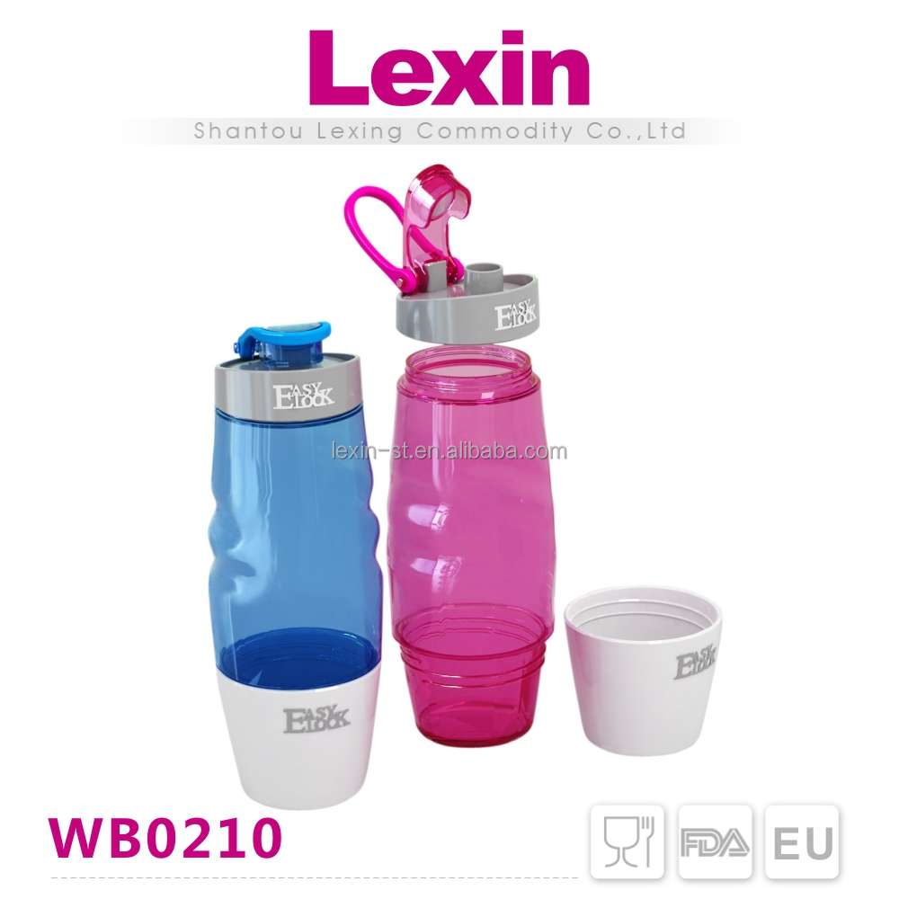 wholesale 500ml clear japanese hot promotional water bottle