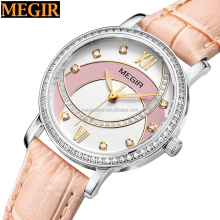 high quality name brand wholesale watches ladies leather watches