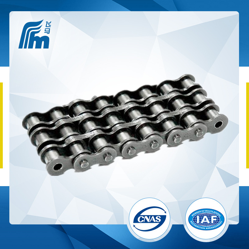20B-3 roller chain connecting links with attachments (B series),sugar iron chain / roller chain/palm oil conveyor chain