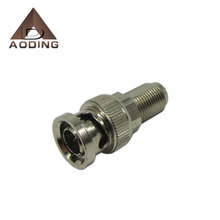 RF coaxial BNC male 75 ohm Wire connector