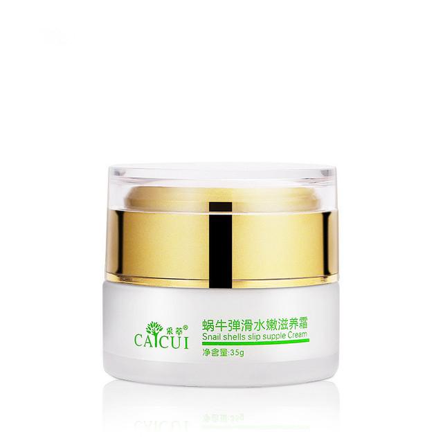CAICUI Snail Cream Face Cream Acne Treatment Moisturizing Anti Wrinkles Anti Aging Skin Whitening Face Skin Care Snail
