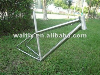 Waltly's Manual MTB Titanium Bike Frame-ISP