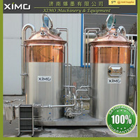 China made industrial beer brewing equipment/CE ISO certification 100l 200l 300l 500l 1000l per day beer prodction