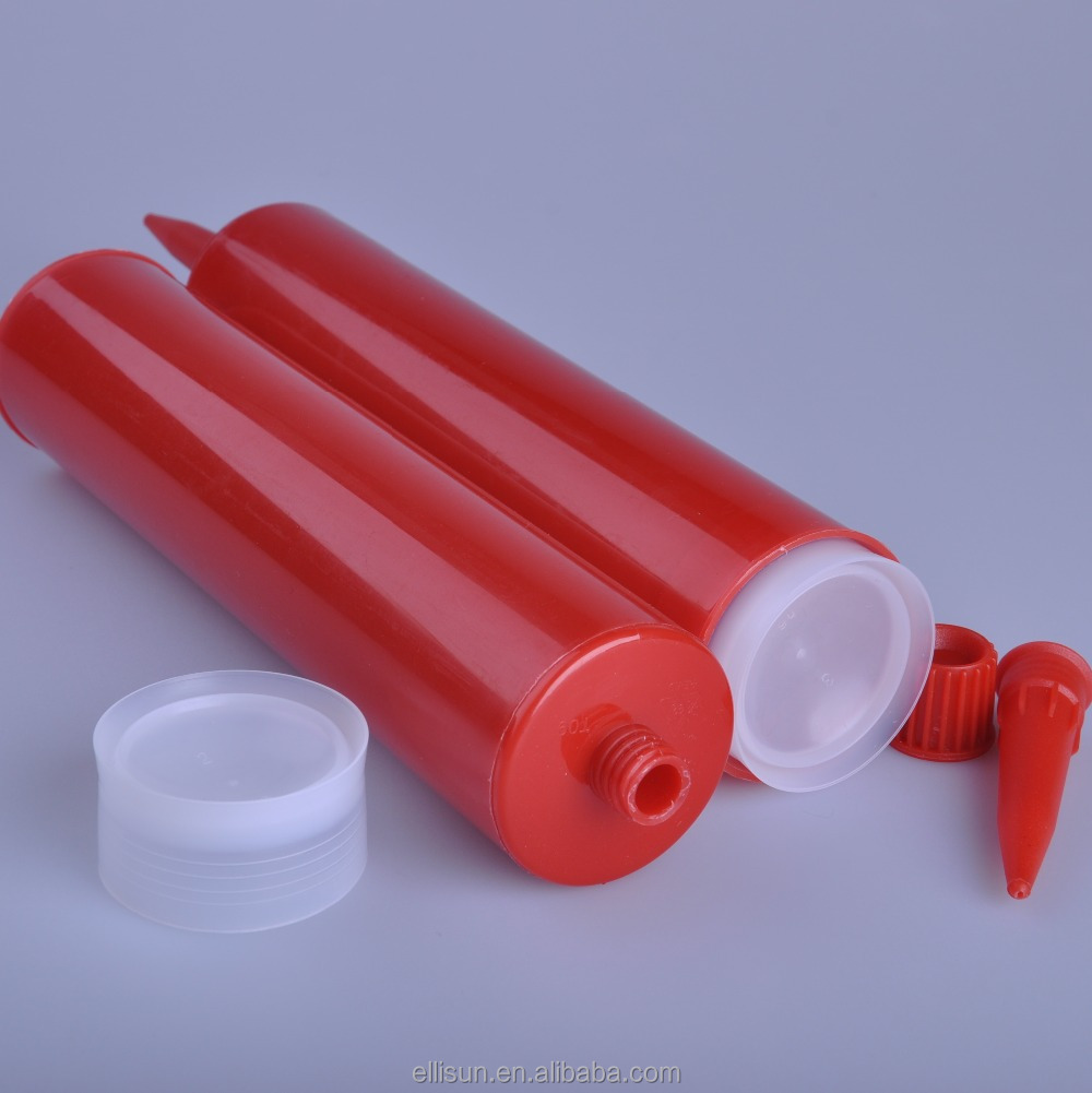 EMPTY Professional silicone sealant caulking tube with great price