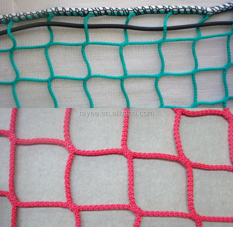 Fall Protection Safety Net UV-Stablized High Tenacity safety fall net