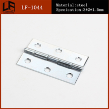 Manufacturer supply best price High quality iron adjust self closing door hinge