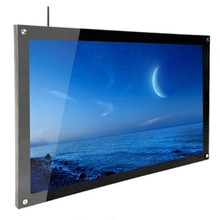 "55"" LCD Media Player With LAN WIFI 3G Network Control"