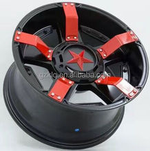 alloy wheel with pcd 139.7