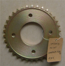 WAVE125 Motorcycle 428 Sprocket and chain with good quality 36T