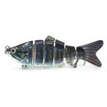 "ABS plastic 102mm(4"")-25g hard jointed shad fishing lure"