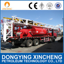 Workover service equipment flushby rig FBU Equipments