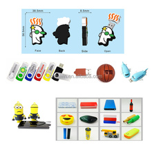 Lowest price Promotional gift high speed free LOGO printing usb flash drive custom logo