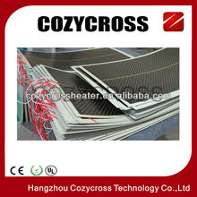 3rd largest manufacture for far infrared carbon crystal heating film