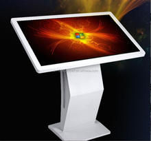 55 inch hot table design interactive touchscreen kiosk monitor