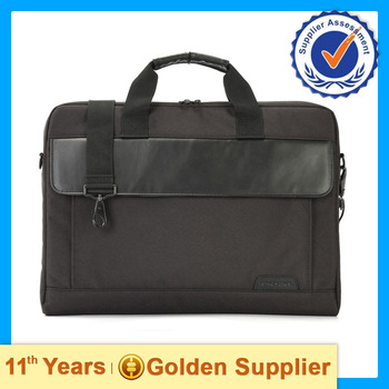 Nylon Laptop Handbag black business bag for man,daily business handbag