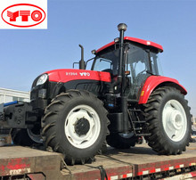 YTO Farming Tractor 1304 Wheeled Tractor With 130HP 4-Wheel Drive
