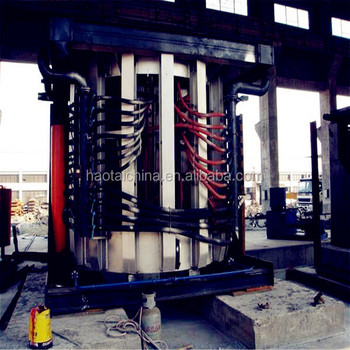 hot sale induction furnace for metal melting