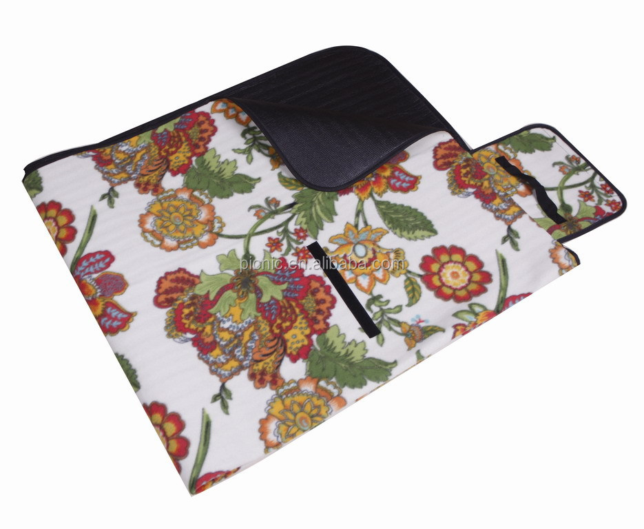Portable Folding Waterproof Picnic Blanket For yodo
