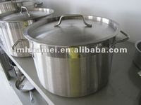Stainless steel commercial pot cooker