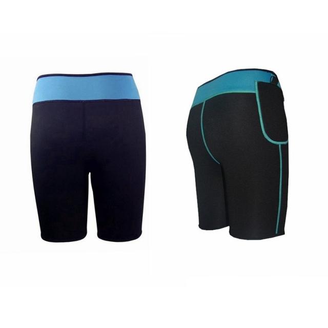 Wholesale Womens Anti Cellulite Weight Loss Shorts Hot neoprene Body Shaper Pants