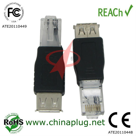 Factory price female usb to rca adapter