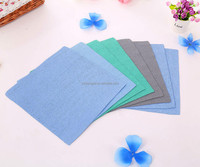 PU coating Microfiber cloth for cleaning ,PU coated dish cloth