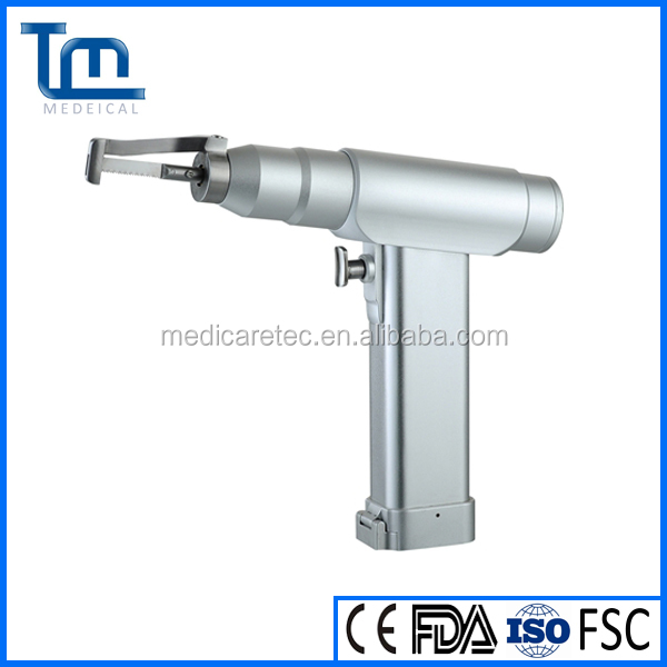 Hospital surgery battery operated drills sternal saw