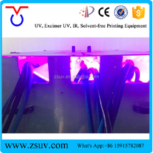High quality stable, energy saving & safe water cooled LED UV Curing System for offset machine XL75