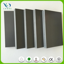 15mm Plastic Concrete sheet PVC Wall Forms