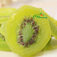 organic natural sweet Dried kiwi fruits slices from China