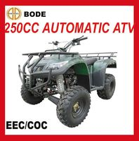 Chinese cheap Shaft driven cool sports atv 250cc