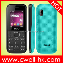 Wholesale Blu Cell Phone 1.8 Inch TFT Screen Dual SIM Card FM Radio Multi-Colors