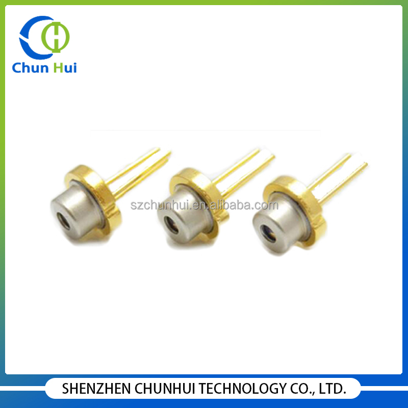 Low voltage good quality green color laser diode 520nm 30mw