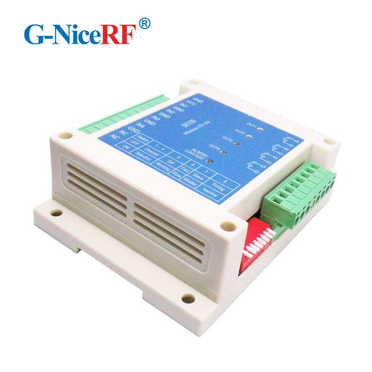 G-NiceRF Four Channel Wireless Switch Remote Controller SK108U 3Km Transmitter Distance Transceiver Module Remote Controls
