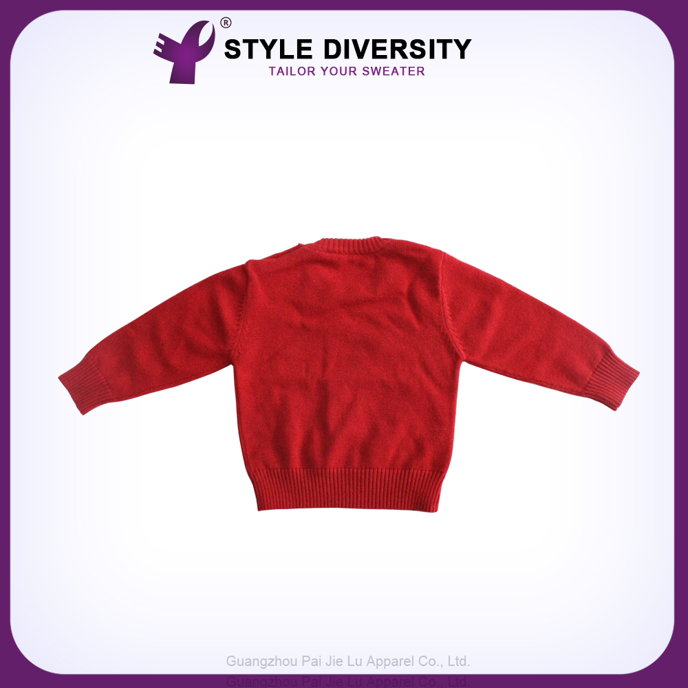 Promotions customized Excellent Quality new design kid Sweater for sale
