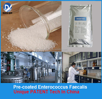 We are NO.1 Technology for Pre-coated Enterococcus Faecalis in Feed Additives UC100(500)-50 Billion