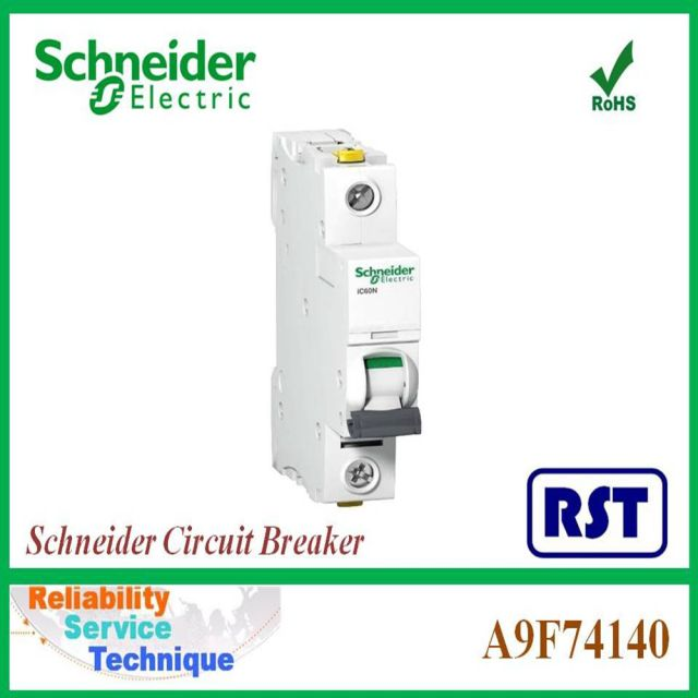 Earth leakage UL mcb circuit breaker 125a
