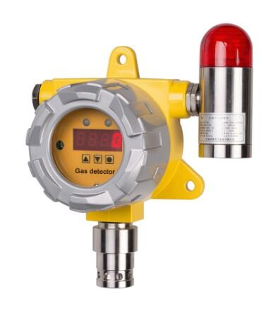 4-20mA signal, rs485 output fixed gas leak detector SO2 concentration sensor