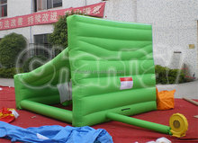 Hot inflatable small golf field golf game
