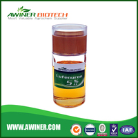 Agrichemical products pesticides Lufenuron 5%EC with good quality