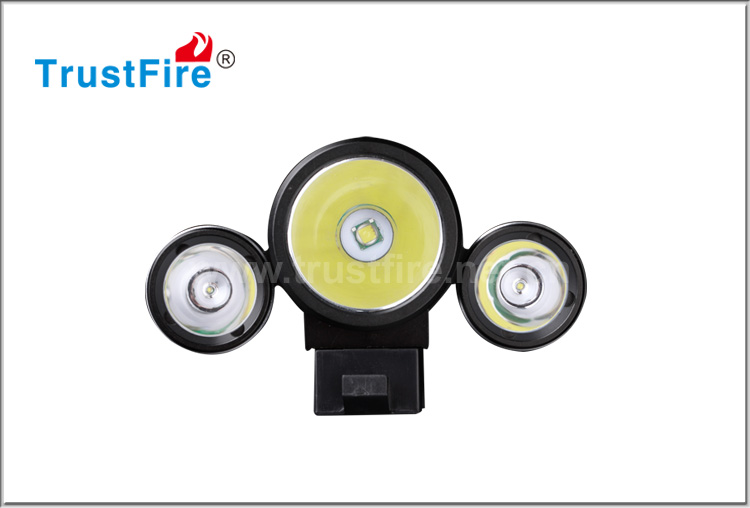 accessories for bikes trustfire D003 led bike lights 2400 lumen cree t6 bicycle light