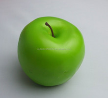 Artificial Teaching Green Apple Wedding Party Home Decor Fake Fruit