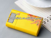 External 6600/ 7800mAh Mini Mobile Power / 6600/ 7800m Mini Mobile Power Bank/ Mini Mobile Power Battery for iphone/ipod